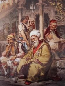 Amedeo_Preziosi_Ottoman-Cafe