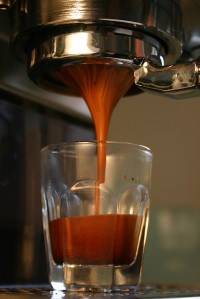 Extractie_Espresso_Cafegii